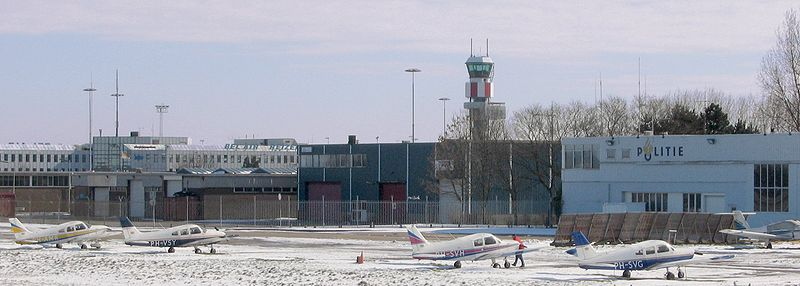 Rotterdam The Hague Airport (2)
