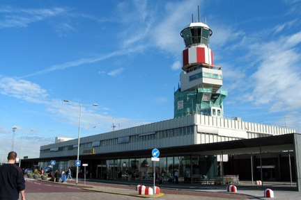 Rotterdam The Hague Airport tower