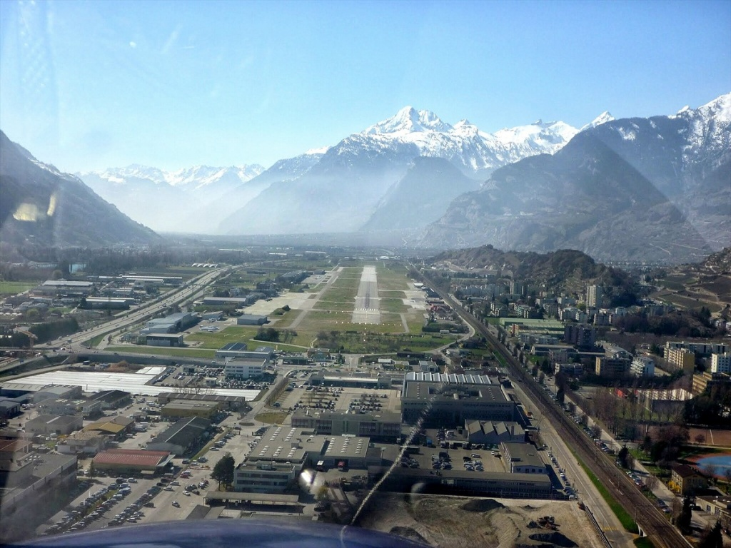 057 Final Sion Airport